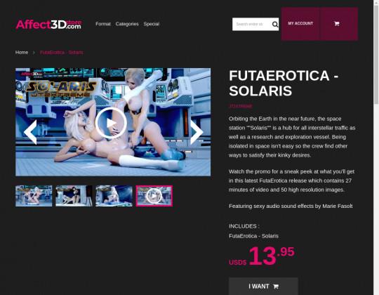 futa erotica - solaris